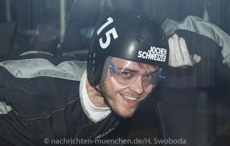 Jochen Schweizer Arena - Pressetag 1250