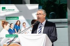 LMU Klinikum Innenstadt Eröffnung 1
