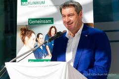 LMU Klinikum Innenstadt Eröffnung 6
