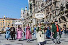 Münchens kleinster Trachtenzug 2020