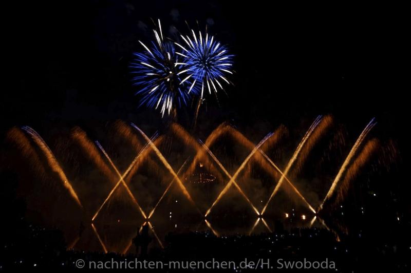 Sommernachtstraum - Feuerwerk 0520