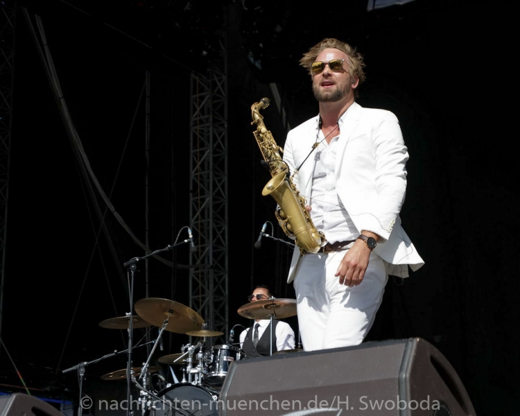 Sommernachtstraum - Max The Sax 0140