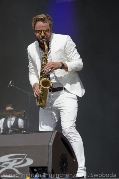 Sommernachtstraum - Max The Sax 0180