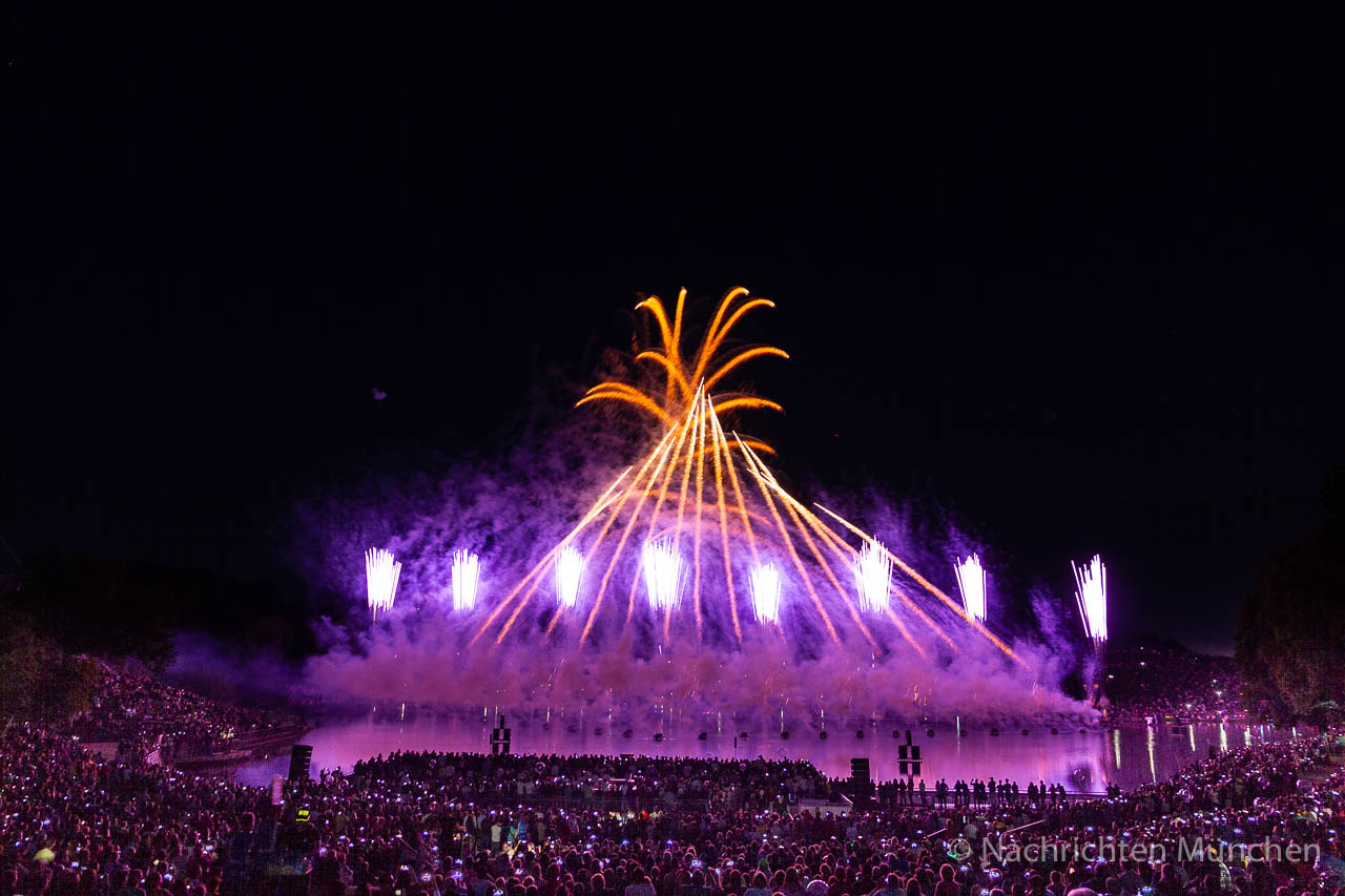 MГјnchner Sommernachtstraum 2020, 23. Juli