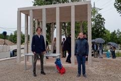 Eroeffnung-Muster-Pavillon-aus-Recyclingbeton-8-von-30