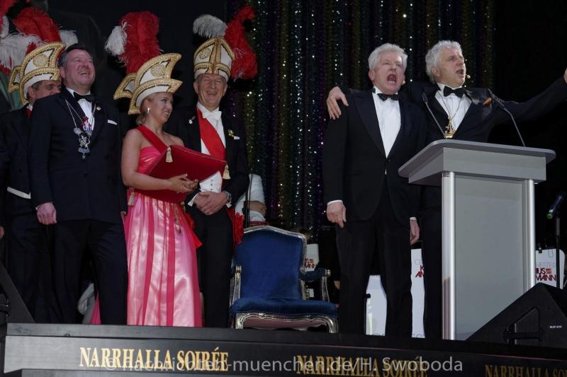 Narrhalla Soirée 2016