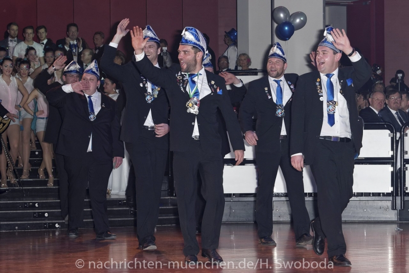 Narrhalla Soiree 2017 - Fasching hat Herz 0170