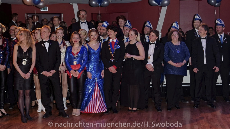 Narrhalla Soiree 2017 - Fasching hat Herz 0340