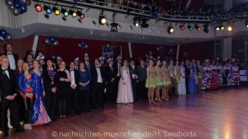 Narrhalla Soiree 2017 - Fasching hat Herz 0350