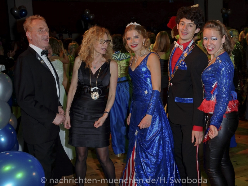 Narrhalla Soiree 2017 - Fasching hat Herz 0570