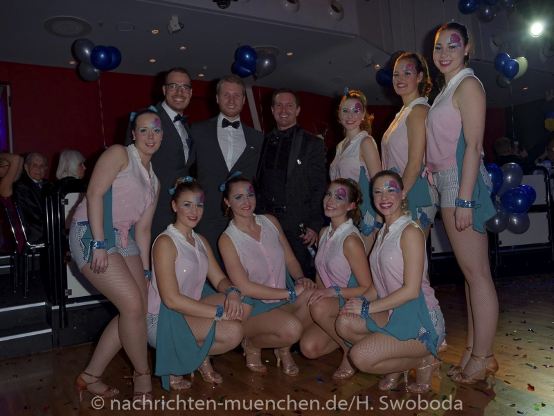 Narrhalla Soiree 2017 - Fasching hat Herz 0590
