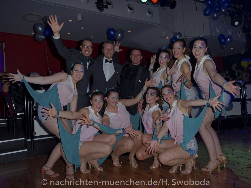 Narrhalla Soiree 2017 - Fasching hat Herz 0600