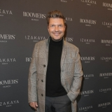 MUNICH, GERMANY - OCTOBER 12: Hardy Krueger Junior during the grand opening Roomers & IZAKAYA on October 12, 2017 in Munich, Germany. (Photo by Gisela Schober/Getty Images for Roomers Munich)