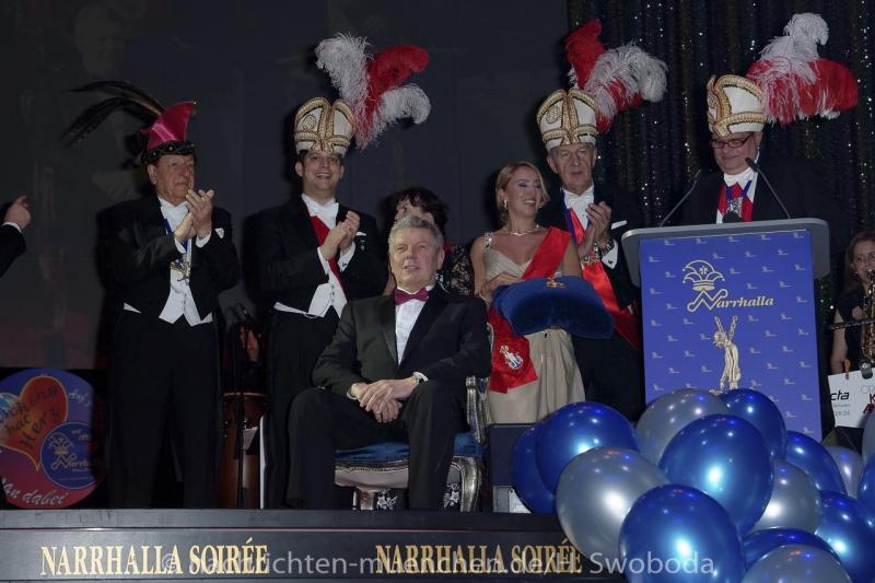 Narrhalla Soiree 2017 - Verleihung Karl Valentin Orden 0040
