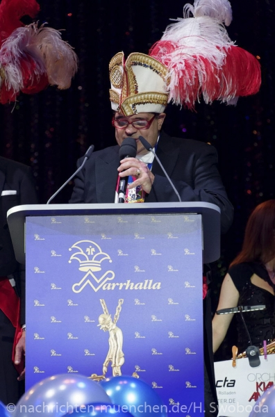 Narrhalla Soiree 2017 - Verleihung Karl Valentin Orden 0050