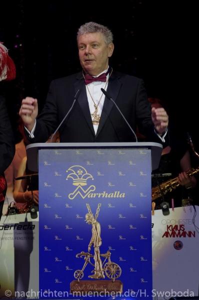 Narrhalla Soiree 2017 - Verleihung Karl Valentin Orden 0220