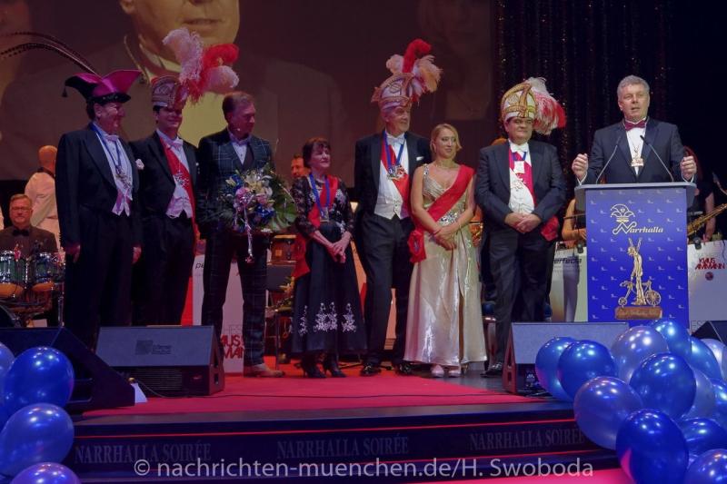 Narrhalla Soiree 2017 - Verleihung Karl Valentin Orden 0240