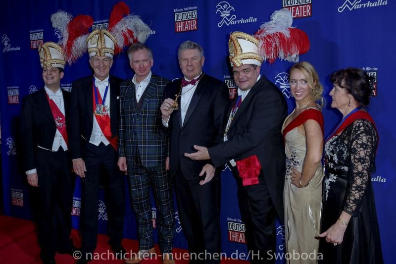 Narrhalla Soiree 2017 - Verleihung Karl Valentin Orden 0280