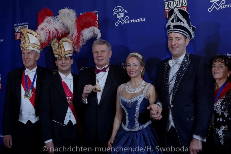Narrhalla Soiree 2017 - Verleihung Karl Valentin Orden 0310