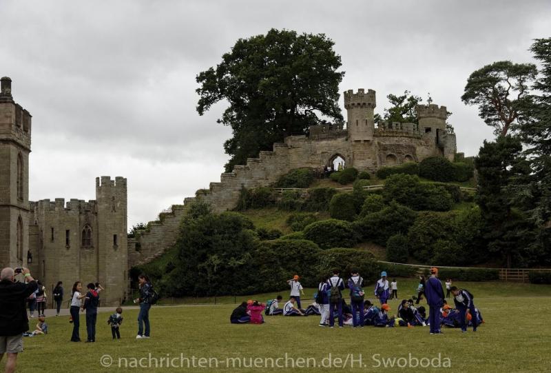 Pressereise - Birmingham - Warwick Castle 0030