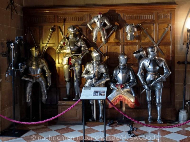 Pressereise - Birmingham - Warwick Castle 0070