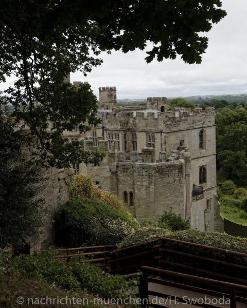 Pressereise - Birmingham - Warwick Castle 0350