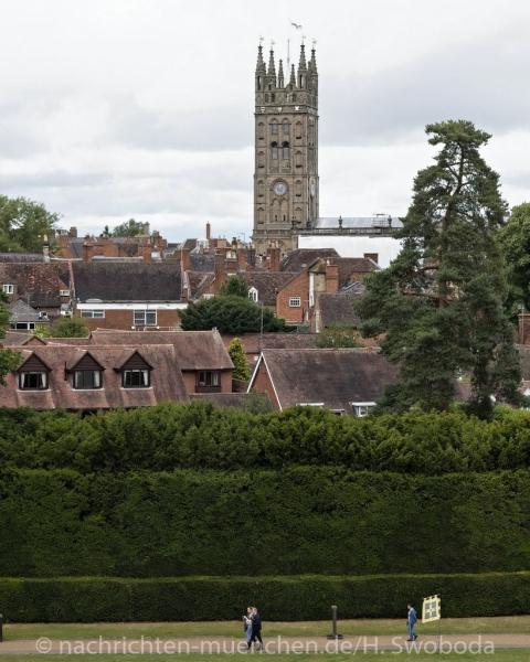 Pressereise - Birmingham - Warwick Castle 0360