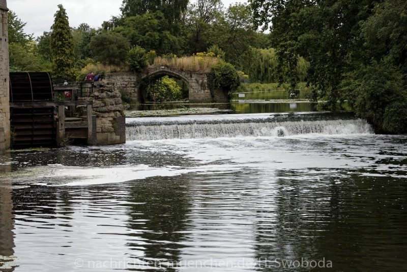 Pressereise - Birmingham - Warwick Castle 0890