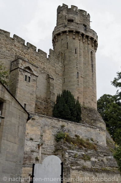 Pressereise - Birmingham - Warwick Castle 0900
