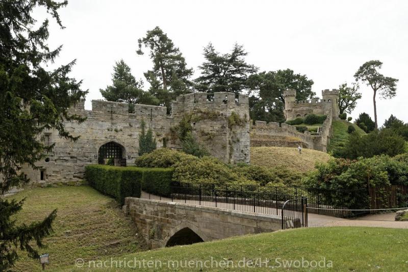 Pressereise - Birmingham - Warwick Castle 0940