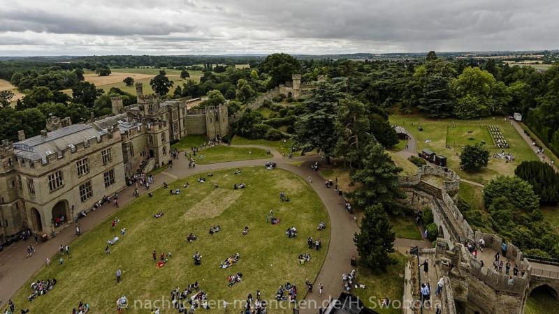 Pressereise - Birmingham - Warwick Castle 0970