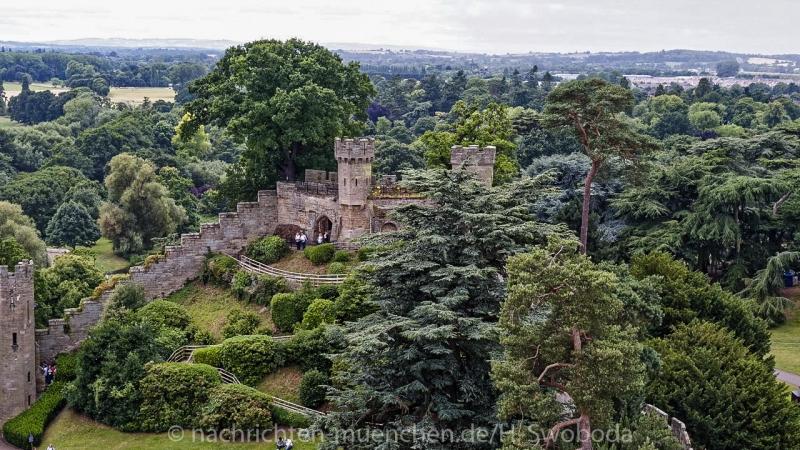 Pressereise - Birmingham - Warwick Castle 1030