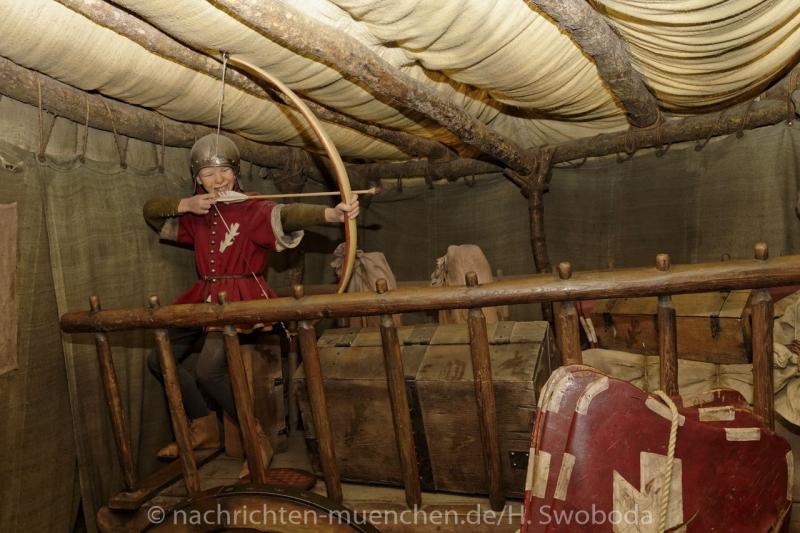 Pressereise - Birmingham - Warwick Castle 1040