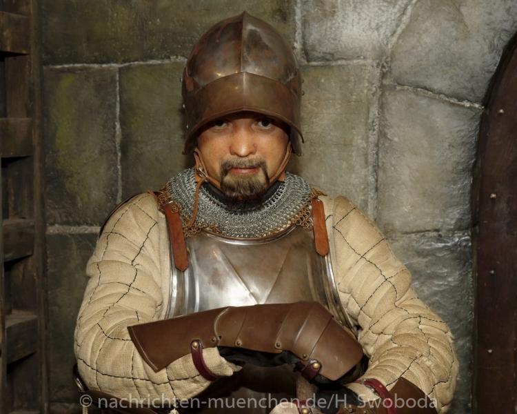 Pressereise - Birmingham - Warwick Castle 1060