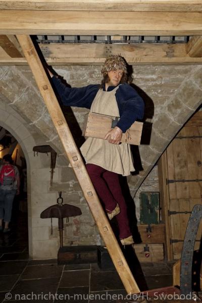 Pressereise - Birmingham - Warwick Castle 1080