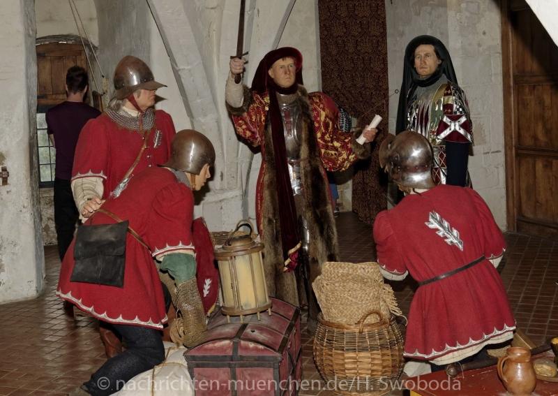 Pressereise - Birmingham - Warwick Castle 1130