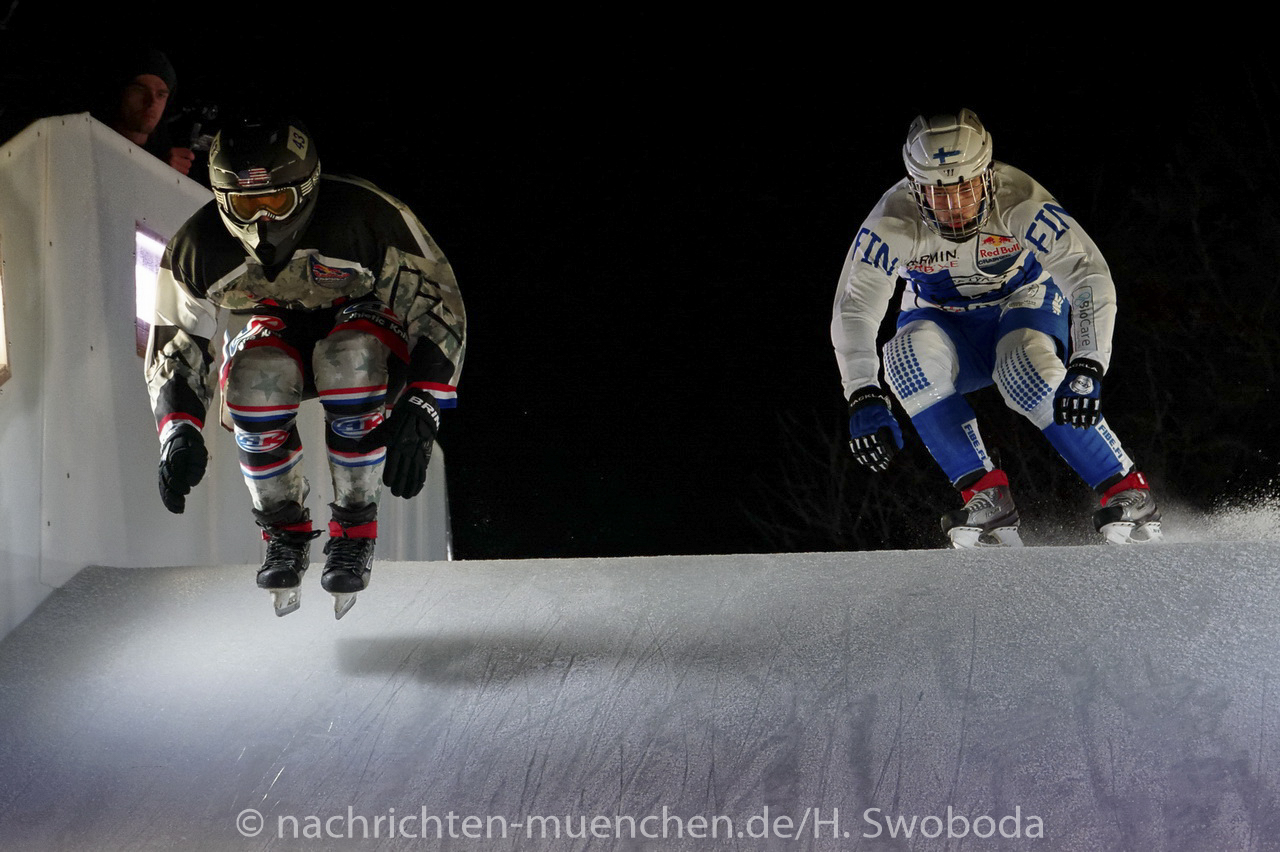 Red Bull Crashed Ice München 2016