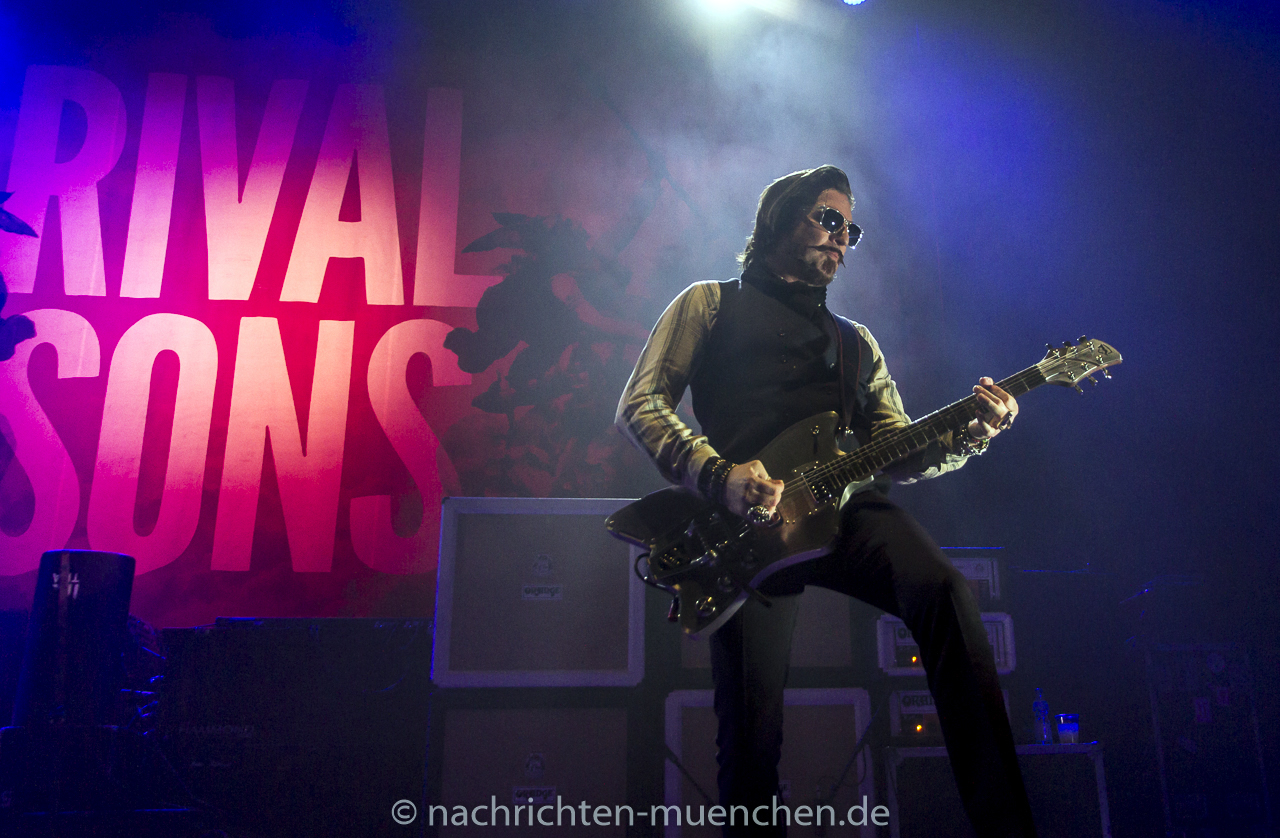 Rival Sons - Olympiahalle München