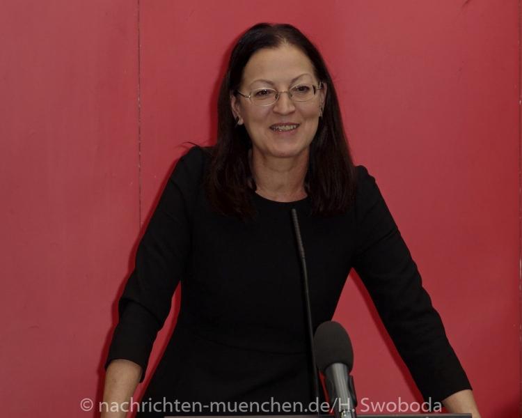 Jahresparteitag der Muenchner SPD 0070