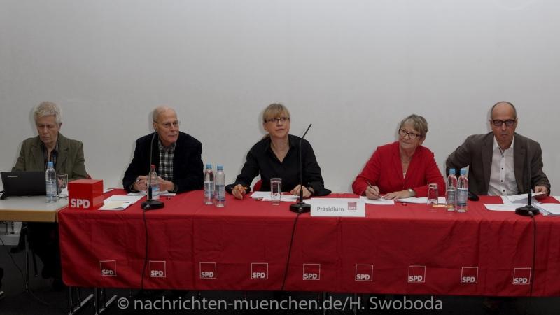 Jahresparteitag der Muenchner SPD 0090