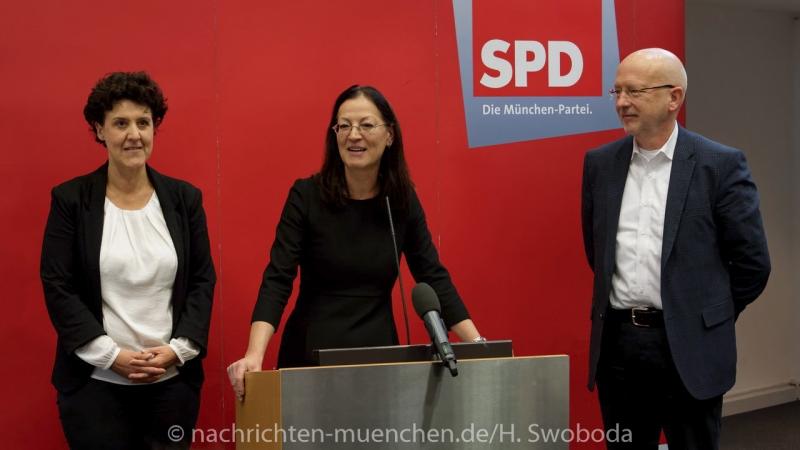Jahresparteitag der Muenchner SPD 0110