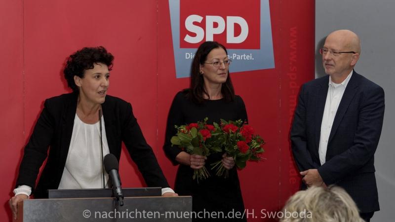 Jahresparteitag der Muenchner SPD 0140
