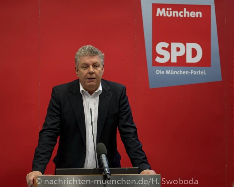 Jahresparteitag der Muenchner SPD 0170