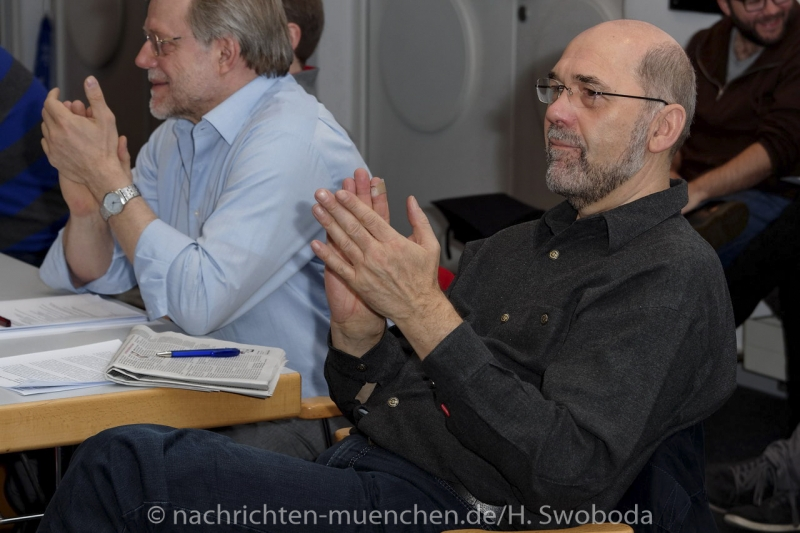 Jahresparteitag der Muenchner SPD 0240