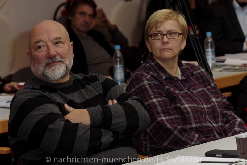 Jahresparteitag der Muenchner SPD 0320