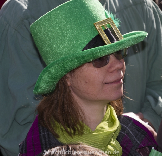 St. Patrick's Day Munich 2017