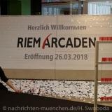 Riem Arcaden - Eroeffnung Erweiterungsbau 0190