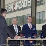 Riem Arcaden - Eroeffnung Erweiterungsbau 0360