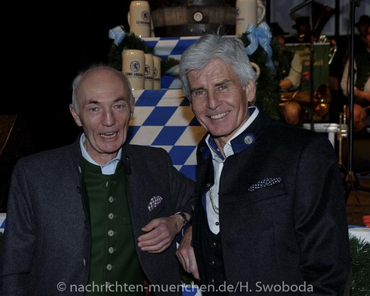 Starkbieranstich 2016 mit Christian Springer im Löwenbräukeller München