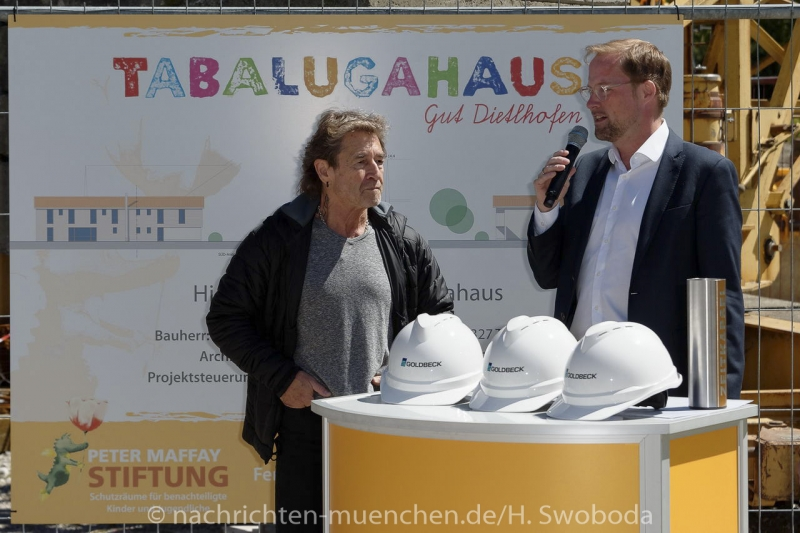 Grundsteinlegung Tabalugahaus Dietlhofen 0350